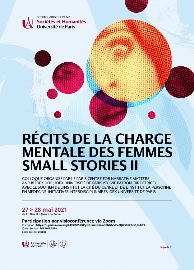 Conception graphique Dominique Razafindrazaka-Riem @ Université de Paris